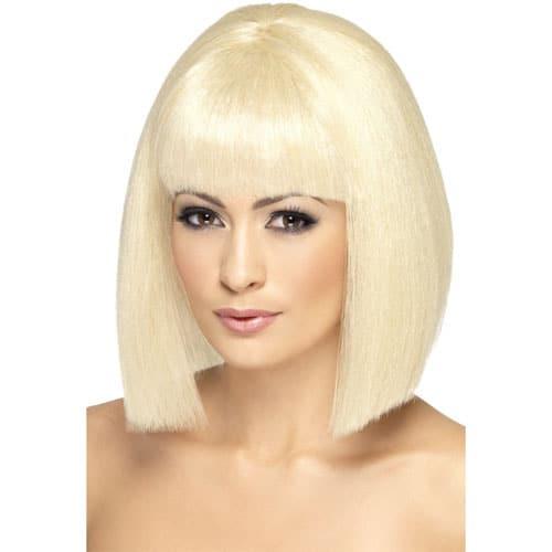 Blonde Lola Ladies Short Wig