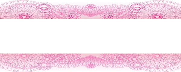 Traditional Bollywood Design Small Personalised Banner- 4ft x 2ft