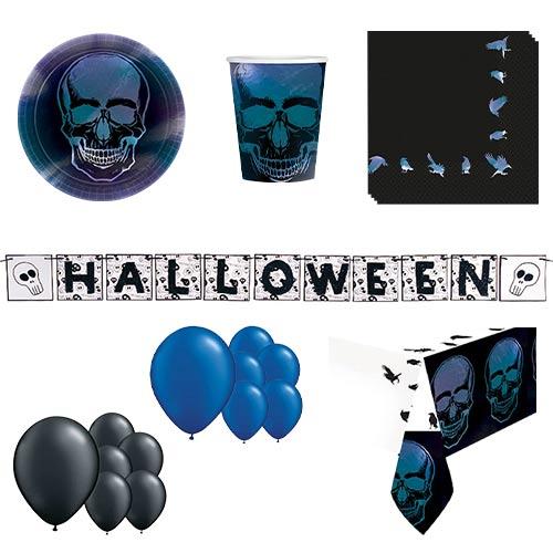 Halloween Boneshine Fever 16 Person Deluxe Party Pack