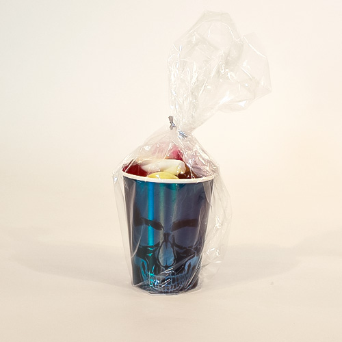 Boneshine Fever Halloween Candy Cup 155g Product Image