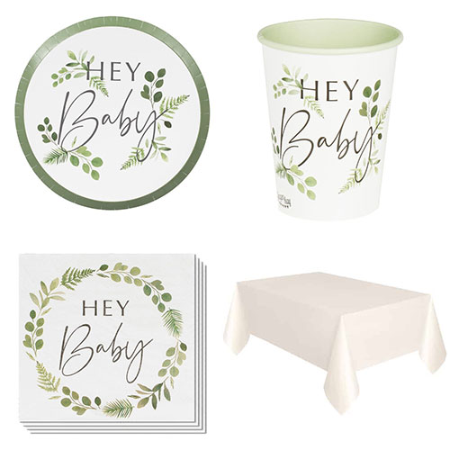 Botanical Baby 8 Person Value Party Pack