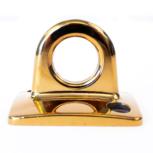 Brass Wall Plate for Ropes Product Image