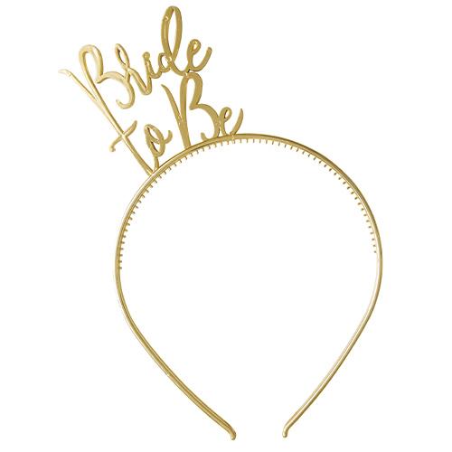 Bride to Be Hen Party Plastic Headband