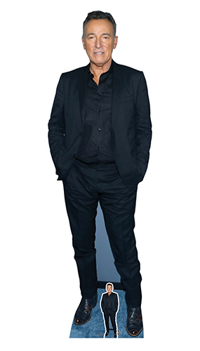 Bruce Springsteen Lifesize Cardboard Cutout 178cm Product Image