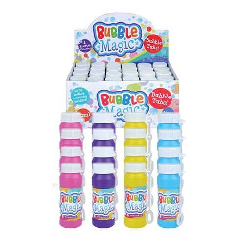 Bubble Magic Party Bubbles 50ml - Pack of 24 Product Image