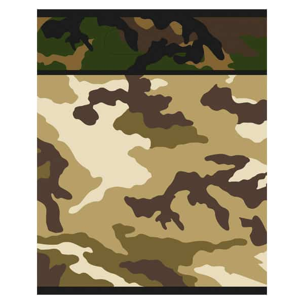 Camouflage Loot Bag - Pack of 8 Product Image