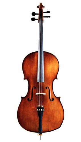Cello Lifesize Cardboard Cutout 121cm