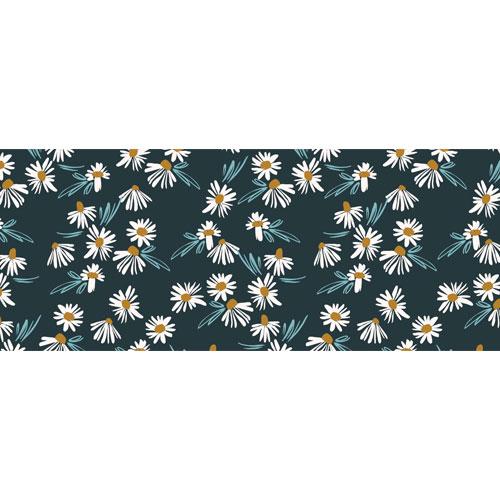 Chamomile Flowers PVC Party Sign Decoration 60cm x 25cm Product Image