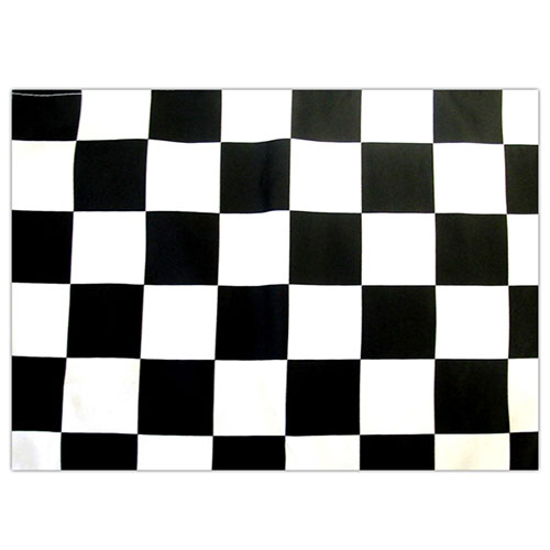 Chequered Racing Flag 5 x 3 ft Product Image