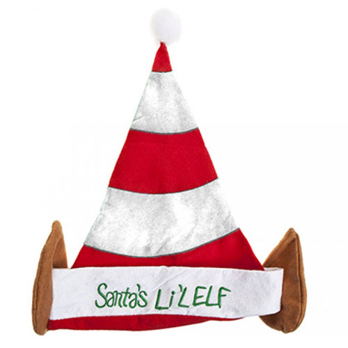 Children's Christmas Elf Hat Product Image
