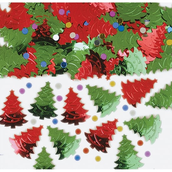 Christmas Trees Table Confetti - 14 Grams