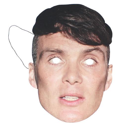 Cillian Murphy Cardboard Face Mask
