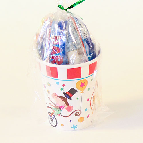 Circus Carnival Candy Cup Product Image