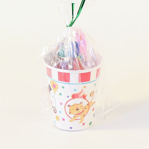 Circus Carnival Value Candy Cup Product Image