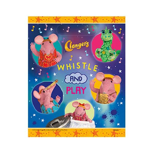 Clangers Loot Bag - Pack of 8
