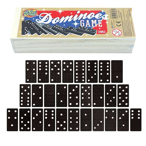 Classic Dominoes Game Product Image