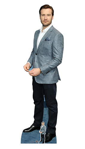 Clive Standen Grey Jacket Lifesize Cardboard Cutout 188cm Product Image