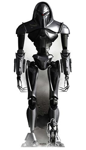 Cylon Cybernetic Lifeform Node Battlestar Galactica Lifesize Cardboard Cutout 195cm  Product Image