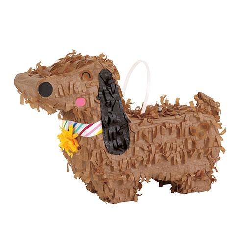 Dachshund Dog Mini Pinata Decoration 14cm
