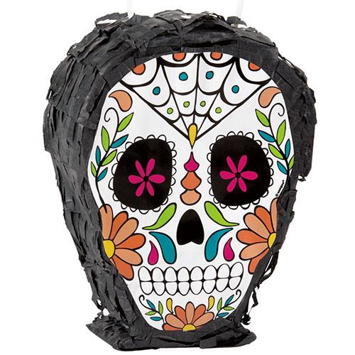 Day Of The Dead Mini Pinata Halloween Decoration 11cm