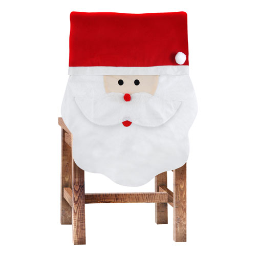 Decorative Christmas Chair Cover 65cm Product Image