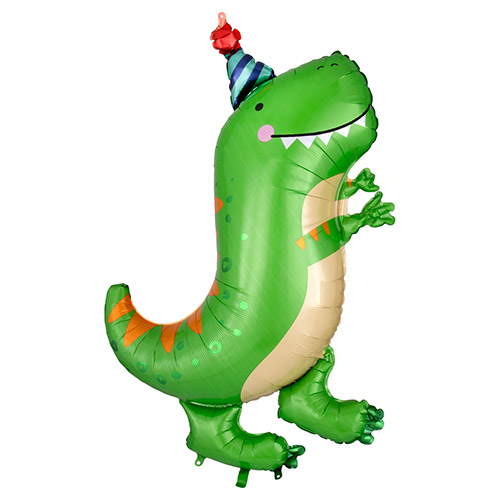 Dino-Mite Party Dinosaur Helium Foil Giant Balloon 86cm / 34 in