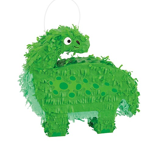 Dinosaur Mini Pinata Decoration 19cm Product Image