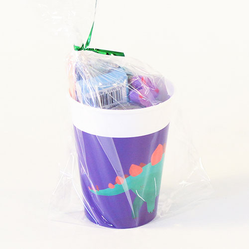 Dinosaur Roar Toy And Candy Cup
