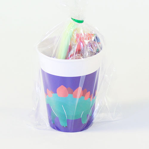 Dinosaur Roar Value Candy Cup Product Image