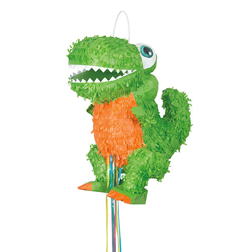 Dinosaur T-Rex 3D Pull String Pinata