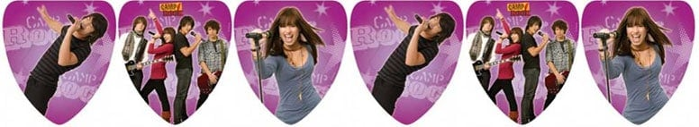 Disney Camp Rock Plastic Pennant Banner - 3m Product Image