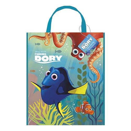 Disney Finding Dory Plastic Tote Bag 33cm x 28cm