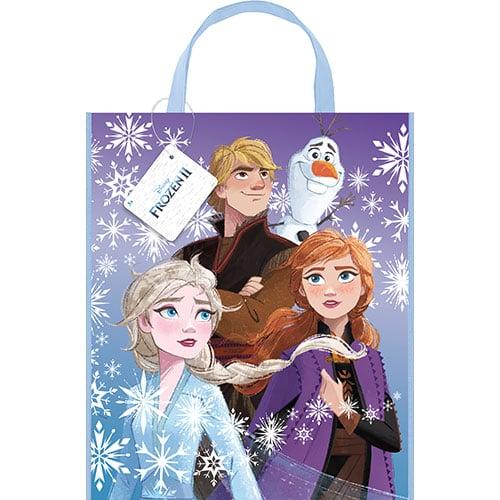 Disney Frozen 2 Plastic Tote Bag 33cm x 28cm