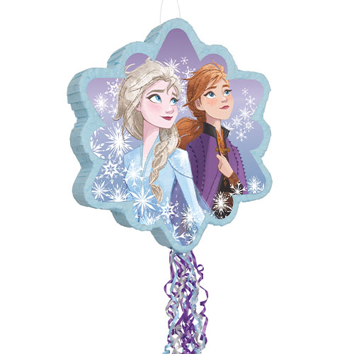 Disney Frozen II Pull String Pinata Product Image