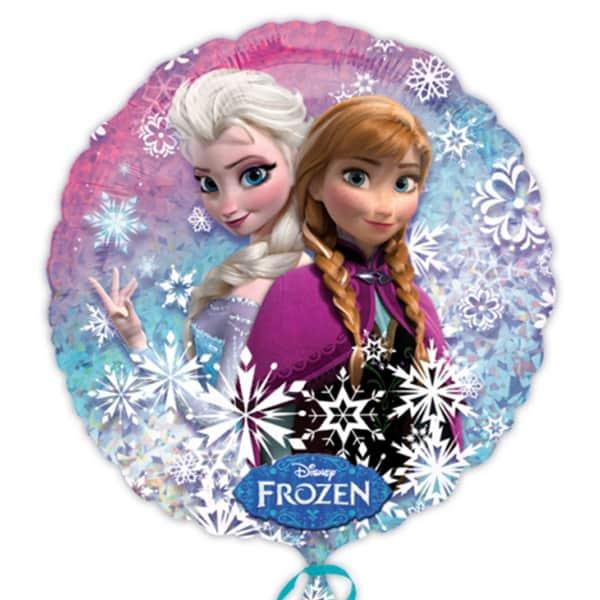 Disney Frozen Round Foil Helium Balloon 46cm / 18Inch