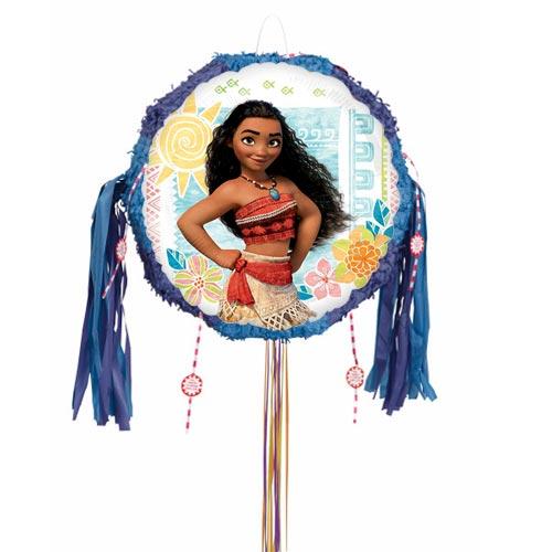 Disney Moana Pull String Pinata