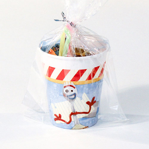 Disney Pixar Toy Story 4 Toy And Candy Cup Product Image