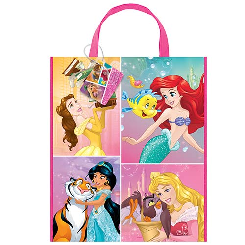 Disney Princess Dream Big Plastic Tote Bag 33cm x 28cm Product Image