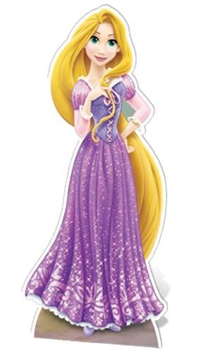 Disney Princess Rapunzel Lifesize Cardboard Cutout - 162cm Product Image