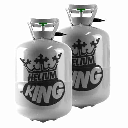Helium Canister Twin Pack - Fills Up To 60 x 9