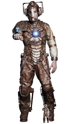 Doctor Who Ashad The Lone Cyberman Lifesize Cardboard Cutout 193cm