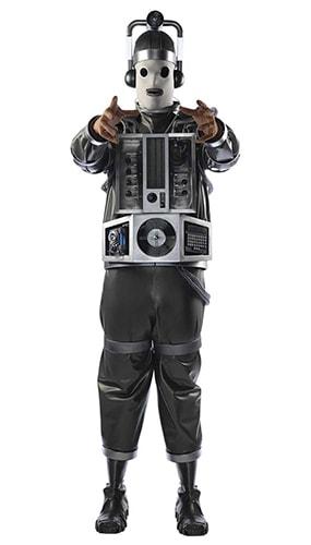 Doctor Who Mondassian Cyberman Lifesize Cardboard Cutout 190cm Product Image