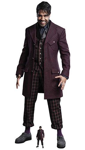 Doctor Who The Master Sacha Dhawan Lifesize Cardboard Cutout 170cm
