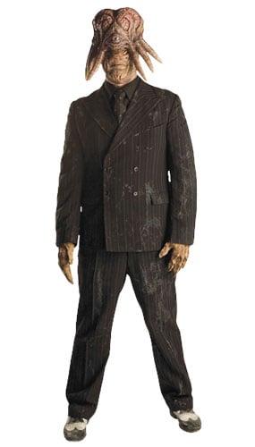 Dr Who Dalek Sec Hybrid Lifesize Cardboard Cutout - 186cm