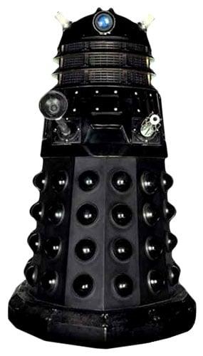 Dr Who Dalek Sec Lifesize Cardboard Cutout - 152cm Product Image