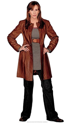 Dr Who Donna Noble Lifesize Cardboard Cutout - 174cm Product Image