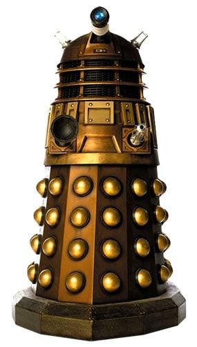 Dr Who Dalek Caan Lifesize Cardboard Cutout - 152cm Product Image