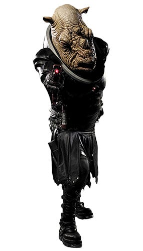 Dr Who Judoon Lifesize Cardboard Cutout - 187cm Product Image