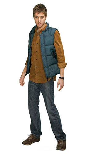 Dr Who Rory Lifesize Cardboard Cutout - 182cm Product Image