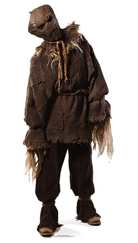 Dr Who Scarecrow Lifesize Cardboard Cutout - 182cm Product Image